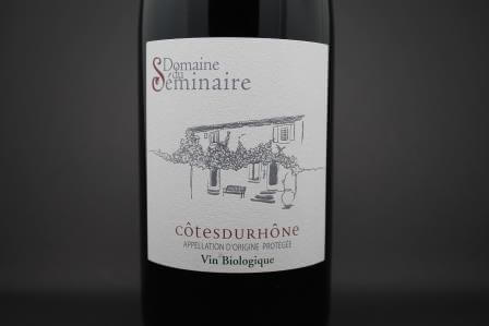 Côtes du Rhône Domaine du Séminaire 1