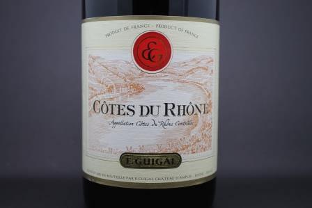 Côtes du Rhône Guigal 1