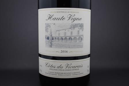 Haute Vigne Gallety