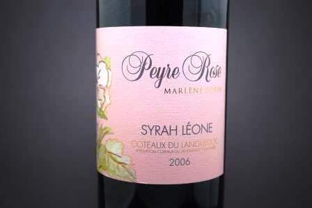 syrah léone peyre rose