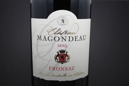 chateau magondeau fronsac 1