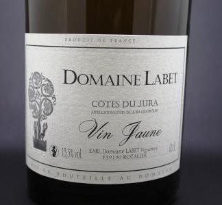 vin jaune labet