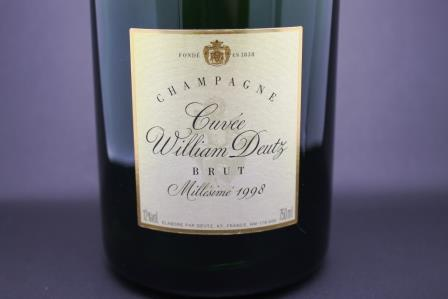 william deutz brut
