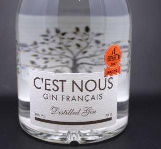 gin c'est nous normandie france