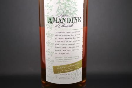 liqueur amandine