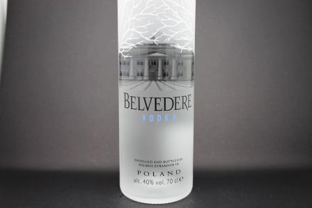 vodka belvedere pologne