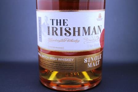 whisky irishman irlande