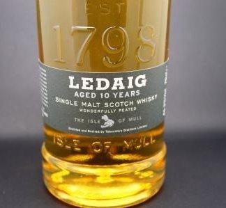 whisky ledaig 10 ans isle of mull ecosse