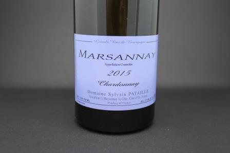 marsannay chardonnay sylvain pataille