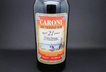rhum caroni 21 ans trinidad