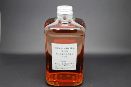 whisky nikka from the barrel japon