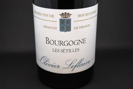Magnum Bourgogne Les Sétilles Olivier Leflaive