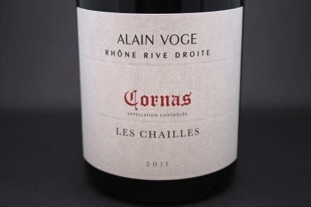 Cornas Les Chailles Alain Voge