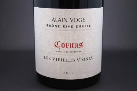Cornas Les vieilles vignes Alain Voge