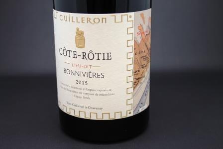 Côte Rôtie Bonnivières Yves Cuilleron
