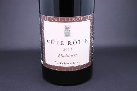 Côte Rôtie Madinière Yves Cuilleron