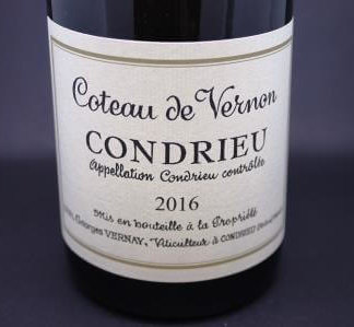 Condrieu Coteau de Vernon Georges vernay