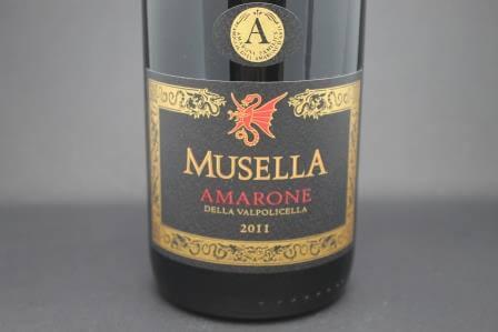 Italie Musella Amarone della Valpolicella