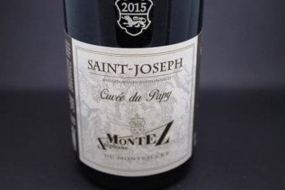 St Joseph Cuvée du papy Stéphane Montez