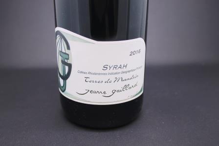 Syrah Jeanne Gaillard