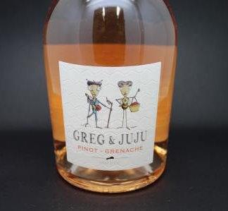 greg et juju vic rosé