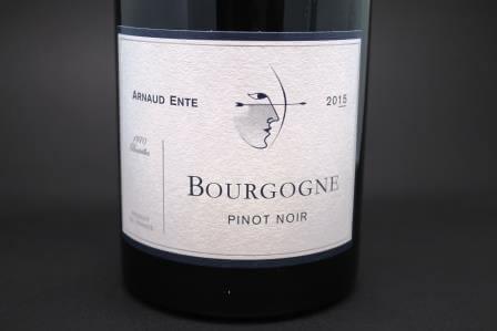 Bourgogne pinot noir Arnaud Ente