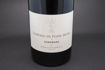 Saumur Gondwana Château Fosse Sèche