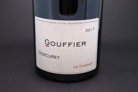 Mercurey La charmée Gouffier