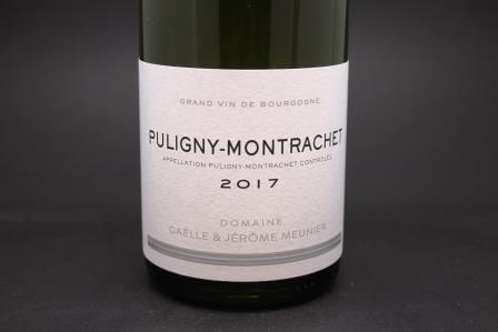 Puligny-Montrachet Meunier