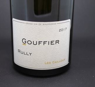 Rully Les cailloux Gouffier