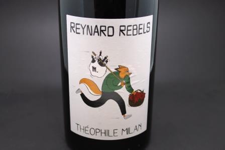Reynard Rebels Théo Milan